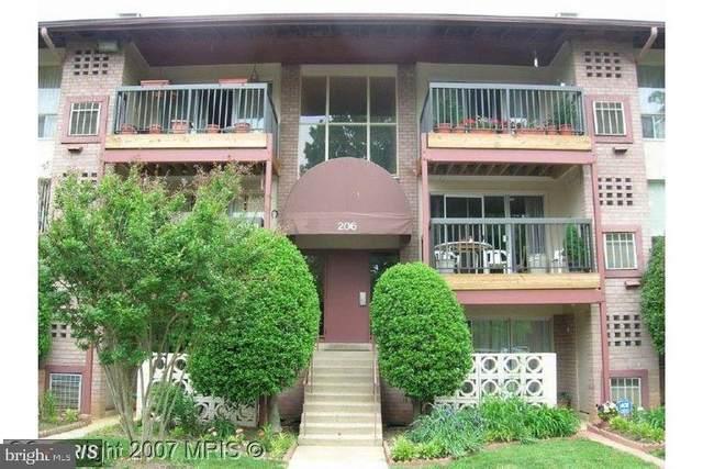 206 Park Terrace Court SE #36, VIENNA, VA 22180 (#VAFX1205782) :: The Piano Home Group