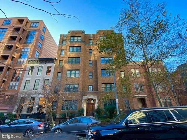1124 10TH Street NW 5A, WASHINGTON, DC 20001 (#DCDC524416) :: Tom & Cindy and Associates