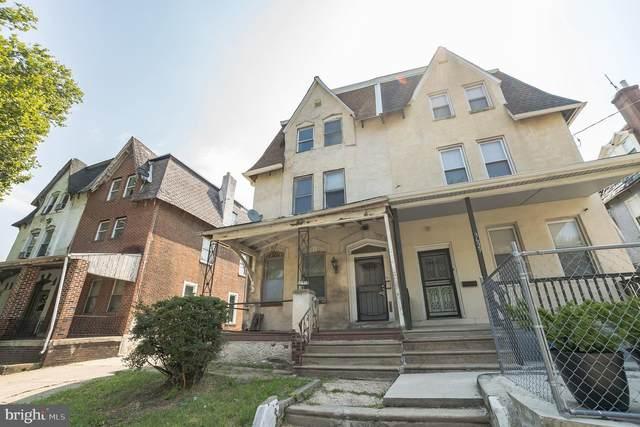 3631 N 22ND Street, PHILADELPHIA, PA 19140 (#PAPH1023284) :: Century 21 Dale Realty Co