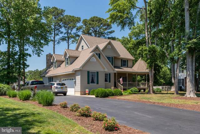 10158 Queens Circle, OCEAN CITY, MD 21842 (#MDWO122894) :: Bright Home Group