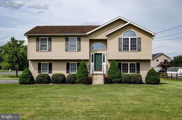 307 Wendover, BUNKER HILL, WV 25413 (#WVBE186474) :: The Riffle Group of Keller Williams Select Realtors
