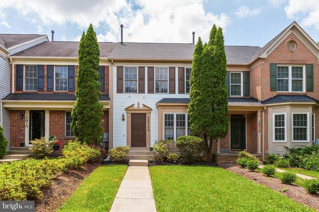 16812 Centerfield Way, OLNEY, MD 20832 (#MDMC761606) :: The Mike Coleman Team
