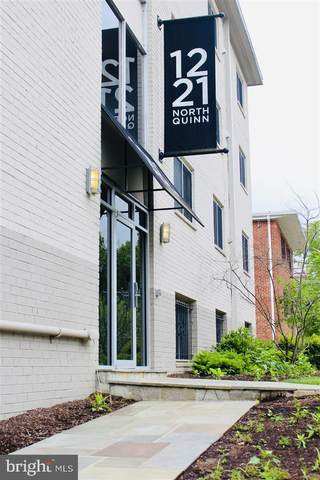 1221 N Quinn Street #1, ARLINGTON, VA 22209 (#VAAR182654) :: Shawn Little Team of Garceau Realty