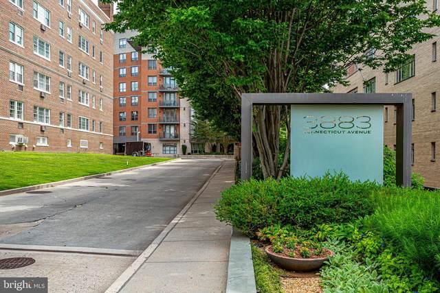3883 Connecticut Avenue NW #307, WASHINGTON, DC 20008 (#DCDC524446) :: SURE Sales Group