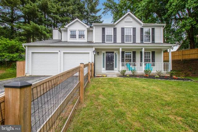 10920 Brennan Court, COLUMBIA, MD 21044 (#MDHW295660) :: The Riffle Group of Keller Williams Select Realtors