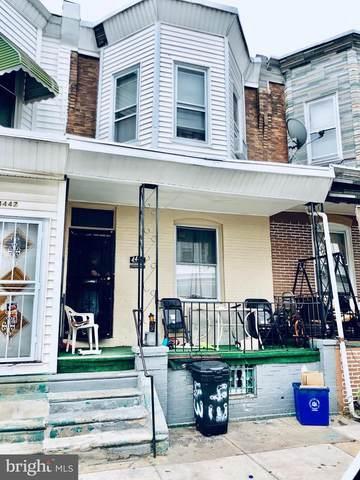 4445 N Bancroft Street, PHILADELPHIA, PA 19140 (#PAPH1023356) :: Shamrock Realty Group, Inc