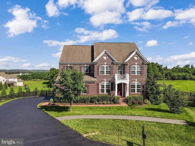 15706 Woodchester Court, LEESBURG, VA 20176 (#VALO440324) :: Pearson Smith Realty