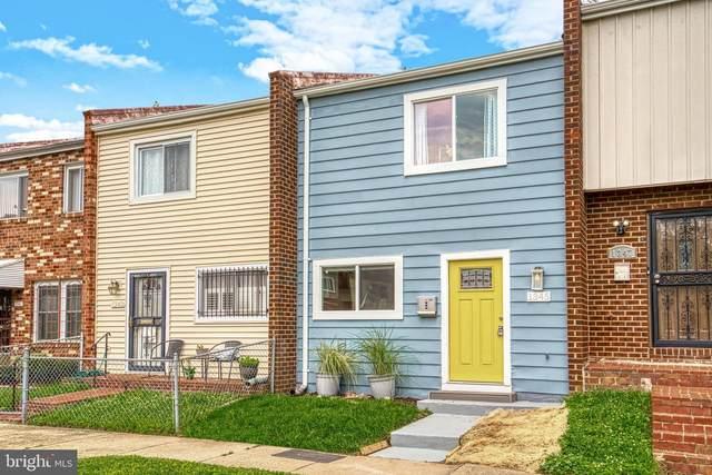 1345 Barnaby Terrace SE, WASHINGTON, DC 20032 (#DCDC524470) :: Nesbitt Realty
