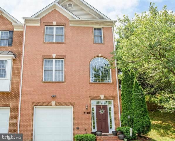 2110 Caroline Street, FREDERICKSBURG, VA 22401 (#VAFB119212) :: Sunrise Home Sales Team of Mackintosh Inc Realtors