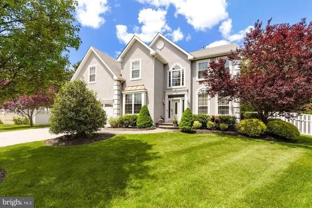 8 Newton Circle, HAINESPORT, NJ 08036 (MLS #NJBL399086) :: The Dekanski Home Selling Team
