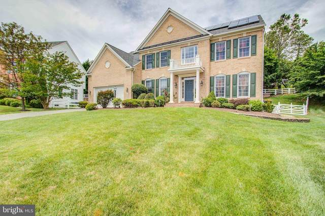 10207 Silver Bell Terrace, ROCKVILLE, MD 20850 (#MDMC761656) :: BayShore Group of Northrop Realty