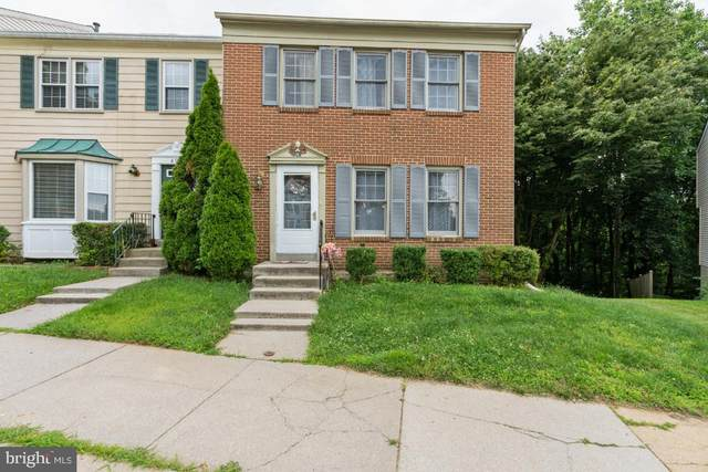 601 Curry Ford Lane, GAITHERSBURG, MD 20878 (#MDMC761658) :: The Maryland Group of Long & Foster Real Estate