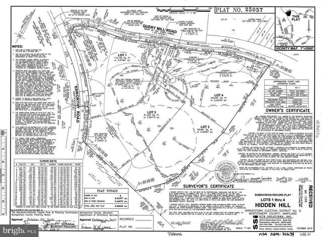 13211 Query Mill Road, NORTH POTOMAC, MD 20878 (#MDMC761660) :: Berkshire Hathaway HomeServices McNelis Group Properties