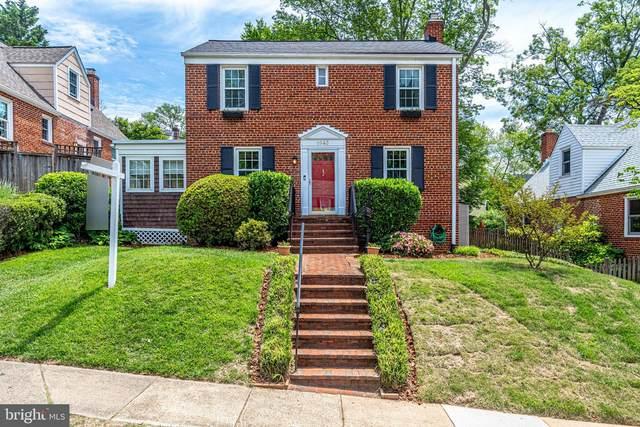 1943 N Upland Street, ARLINGTON, VA 22207 (#VAAR182686) :: The Riffle Group of Keller Williams Select Realtors