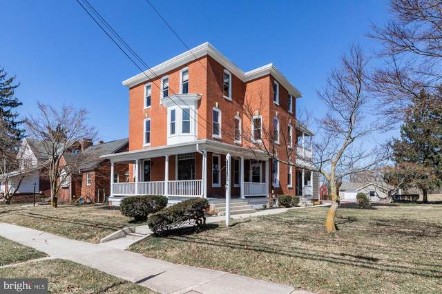 334 Lincoln Way W, NEW OXFORD, PA 17350 (#PAAD116390) :: The Broc Schmelyun Team