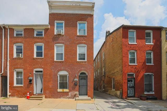 1228 E Eager Street, BALTIMORE, MD 21202 (#MDBA553406) :: Dart Homes