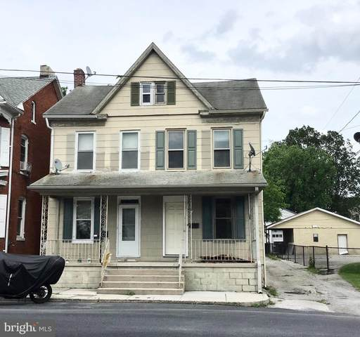 120 E Hanover Street, HANOVER, PA 17331 (#PAYK159594) :: The Heather Neidlinger Team With Berkshire Hathaway HomeServices Homesale Realty