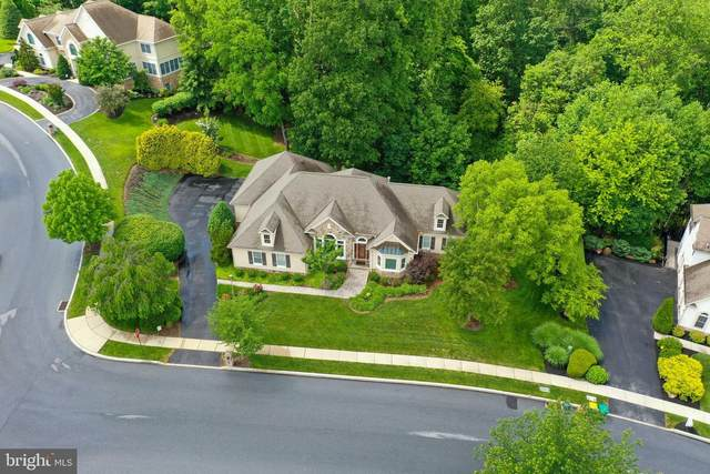 1097 Derry Woods Drive, HUMMELSTOWN, PA 17036 (#PADA134014) :: The Joy Daniels Real Estate Group