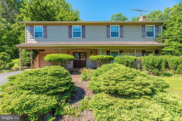 5805 Meadow Drive, FREDERICK, MD 21702 (#MDFR283540) :: Pearson Smith Realty