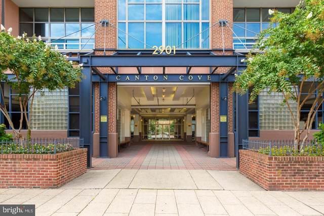 2901 Boston Street #207, BALTIMORE, MD 21224 (#MDBA553418) :: SURE Sales Group