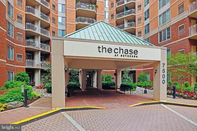 7500 Woodmont Avenue S319, BETHESDA, MD 20814 (#MDMC761702) :: Tom & Cindy and Associates
