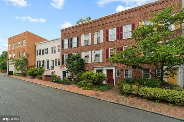 1663 32ND Street NW, WASHINGTON, DC 20007 (#DCDC524552) :: Cortesi Homes