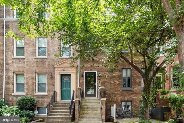 1740 T Street NW #1, WASHINGTON, DC 20009 (#DCDC524560) :: Advance Realty Bel Air, Inc