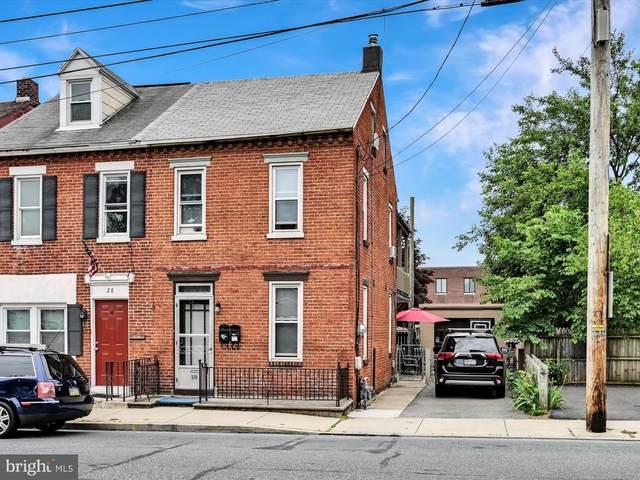 30 N 5TH Street, COLUMBIA, PA 17512 (#PALA183258) :: The Craig Hartranft Team, Berkshire Hathaway Homesale Realty