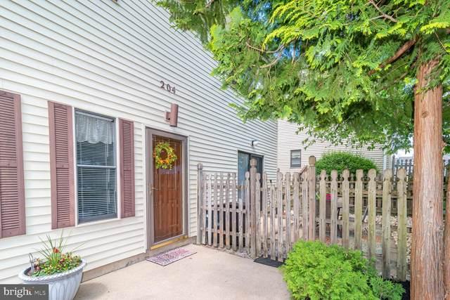 Mason Run #204, PINE HILL, NJ 08021 (#NJCD421326) :: Rowack Real Estate Team