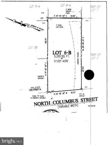 1833 N Columbus Street, ARLINGTON, VA 22207 (#VAAR182714) :: The Piano Home Group
