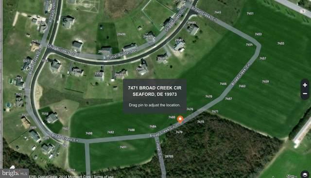7471 Broad Creek Circle, SEAFORD, DE 19973 (#DESU184282) :: Loft Realty