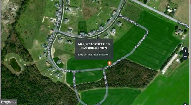 7475 Broad Creek Circle, SEAFORD, DE 19973 (#DESU184284) :: Murray & Co. Real Estate
