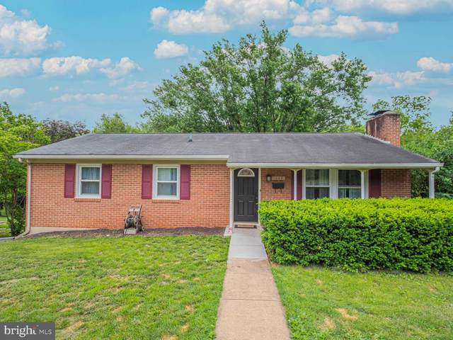 1044 Valleybrook Drive, HAGERSTOWN, MD 21742 (#MDWA180216) :: AJ Team Realty