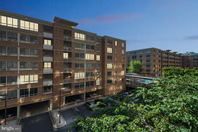 800 4TH Street SW N215, WASHINGTON, DC 20024 (#DCDC524588) :: Tom & Cindy and Associates