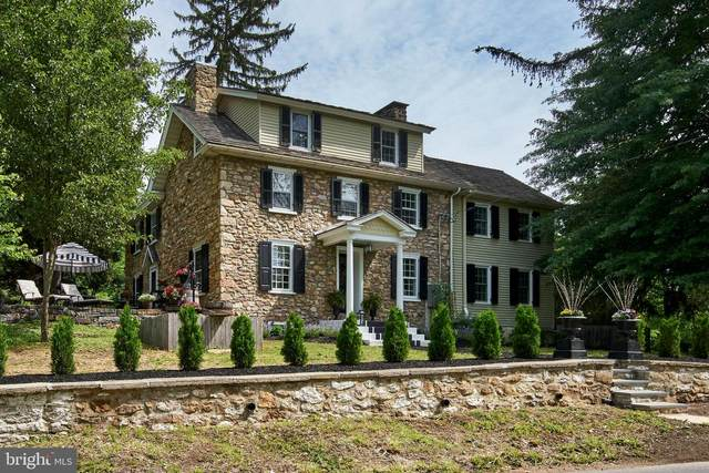 3069 Church School Road, DOYLESTOWN, PA 18902 (#PABU529238) :: Linda Dale Real Estate Experts