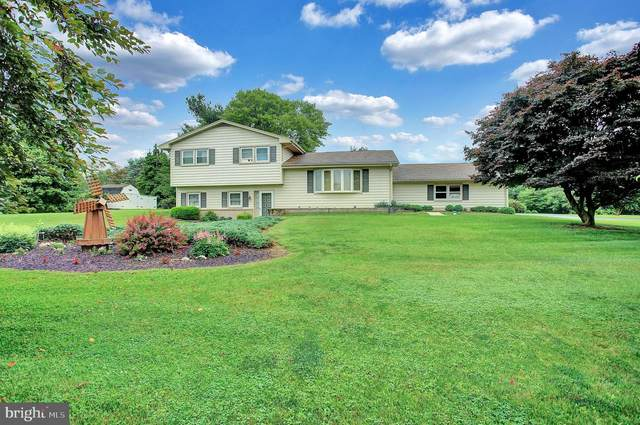 1925 Yingling Drive, SPRING GROVE, PA 17362 (#PAYK159624) :: The Broc Schmelyun Team