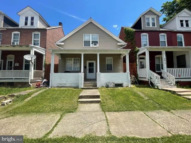 2419 Reel Street, HARRISBURG, PA 17110 (#PADA134032) :: The Joy Daniels Real Estate Group