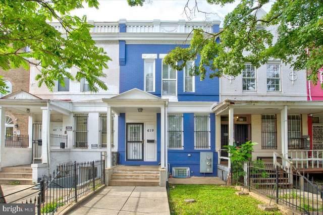 619 Park Road NW, WASHINGTON, DC 20010 (#DCDC524616) :: Sunrise Home Sales Team of Mackintosh Inc Realtors