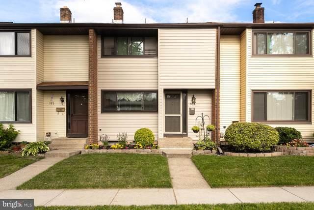 584 Greenwich Court, HIGHTSTOWN, NJ 08520 (#NJME313452) :: Rowack Real Estate Team