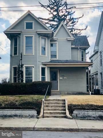 320 E Burd Street, SHIPPENSBURG, PA 17257 (#PACB135566) :: Bowers Realty Group