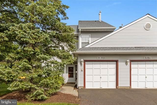 2102 Sterling Road #10, YARDLEY, PA 19067 (#PABU529258) :: Jason Freeby Group at Keller Williams Real Estate