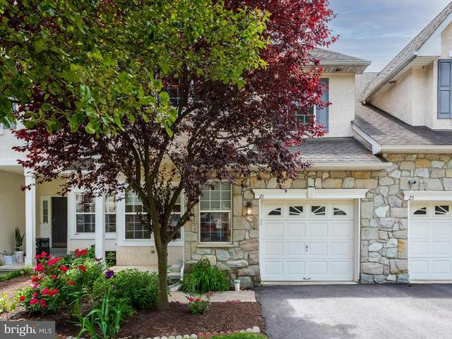 21 Kennedy Drive, DOWNINGTOWN, PA 19335 (#PACT538240) :: RE/MAX Advantage Realty