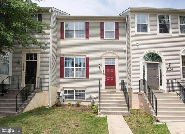 1538 Falling Brook Court, ODENTON, MD 21113 (#MDAA470514) :: Bowers Realty Group