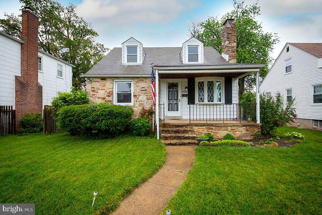 6506 Kriel Street, BALTIMORE, MD 21207 (#MDBC531290) :: The Piano Home Group