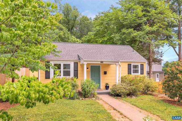 1638 Mulberry Avenue, CHARLOTTESVILLE, VA 22903 (#618231) :: The Maryland Group of Long & Foster Real Estate