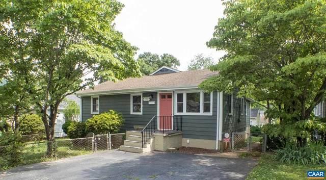 916 Rockland Avenue, CHARLOTTESVILLE, VA 22902 (#618233) :: Bowers Realty Group