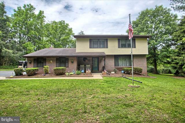 729 Old Quaker Road, LEWISBERRY, PA 17339 (#PAYK159664) :: The Joy Daniels Real Estate Group