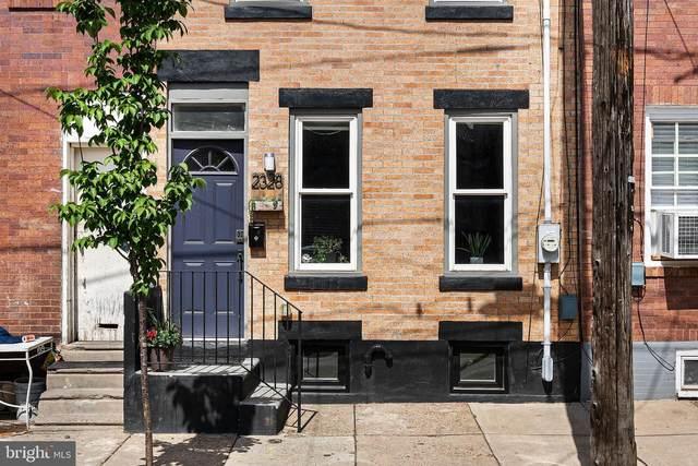 2328 N Mascher Street, PHILADELPHIA, PA 19133 (#PAPH1023802) :: Shamrock Realty Group, Inc