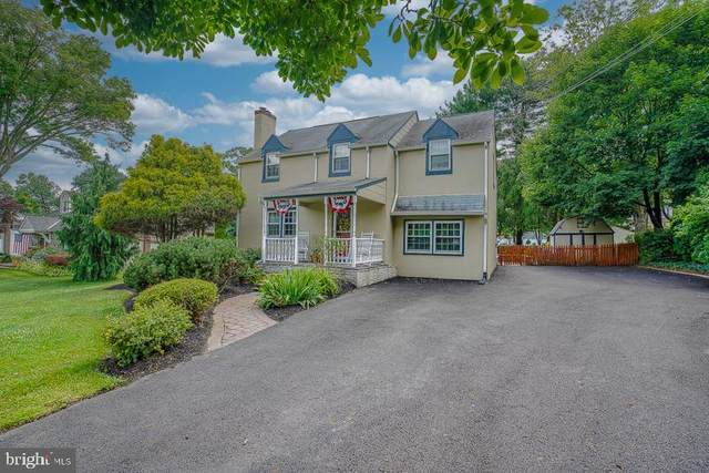 1002 Hill Avenue, LANGHORNE, PA 19047 (#PABU529290) :: New Home Team of Maryland