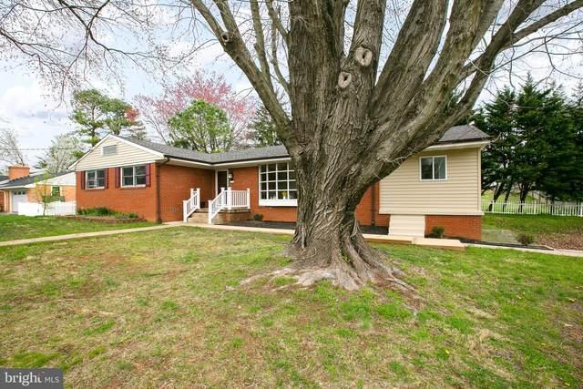 6320 Nordix Drive, WARRENTON, VA 20187 (#VAFQ170910) :: Colgan Real Estate